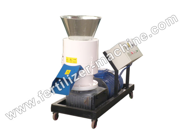 New Type Ring Die Organic Fertilizer Pellet Mill