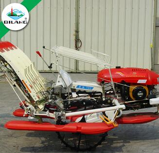 Bilang walking type 4 rows manual seeder machine for custom