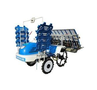 china manufactured 2014 new model high speed rice transplanter for rice planting