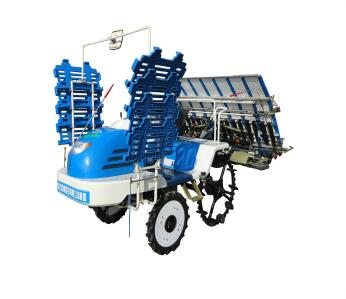 2ZG824型乘坐式水稻插秧机