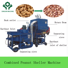 DX Professional Produce Movable type Peanut Shell Removing Machine