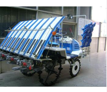 china manufactured rice high speed transplanter rice planter seeder for sale transplanter machinery for rice plant