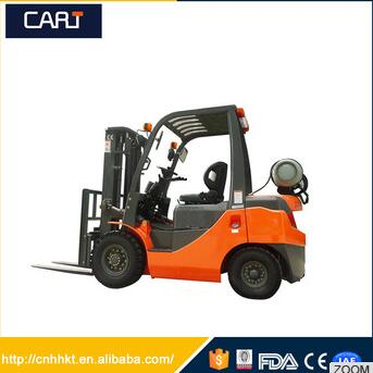 China Best Choice 2ton Gasoline LPG Forklift