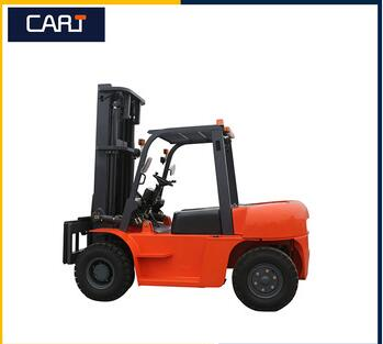 4Tons Hydraulic Diesel Forklift CPCD40