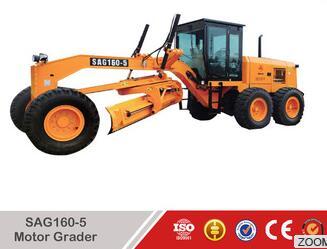 SANY SAG160-5 16 tons Road Building China Motor Grader