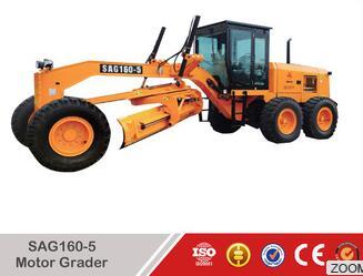 SANY SAG160-5 16 tons Road Building China Motor Grader