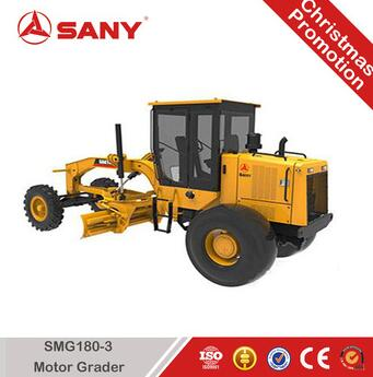 SANY SMG180-3 180hp road motor grader for sale