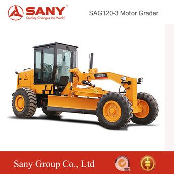 SANY SAG120-3 Road Construction Machines Small Motor Grader for Sale