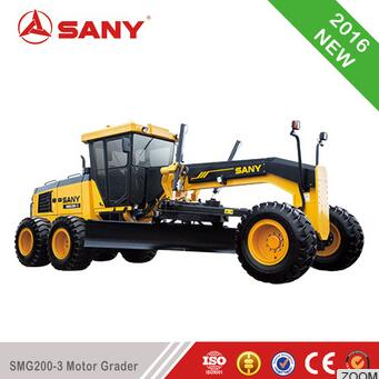 SANY SMG200-3 Motor Grader of Used Motor Grader in Small Motor Grader For Sale