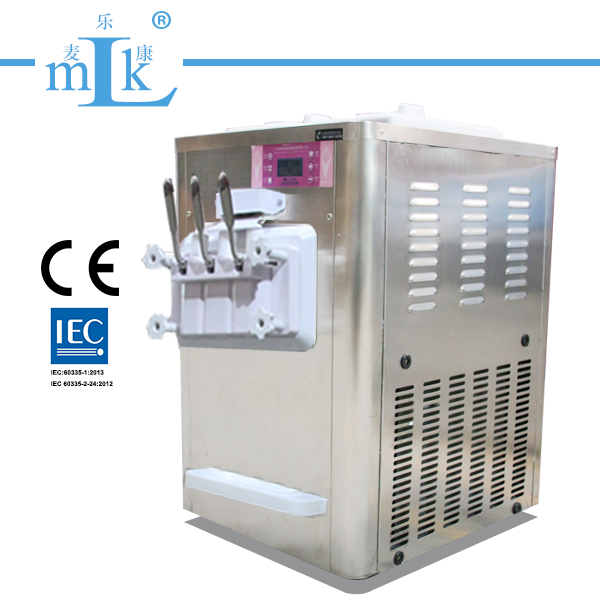 25L Table Top Ice Cream Machine