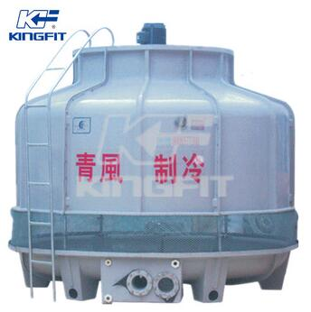 Manufacturing new product fiberglass round cooling tower (7ton-1000ton)