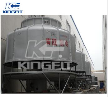 China factory of aluminium profile cooling tower 400ton