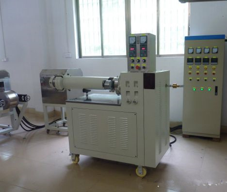 silicon rubber profile extruder