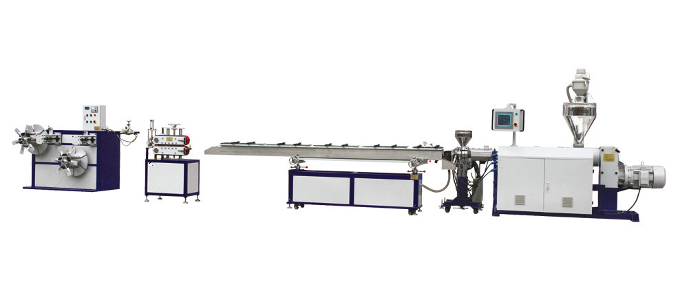 耐高温PTFE管材生产线