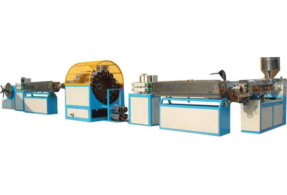 PVC high press fiber pipe line