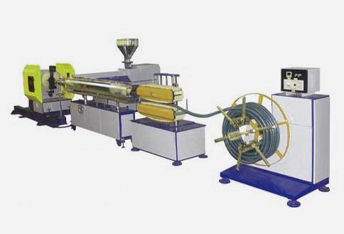 PVC透明软管生产线