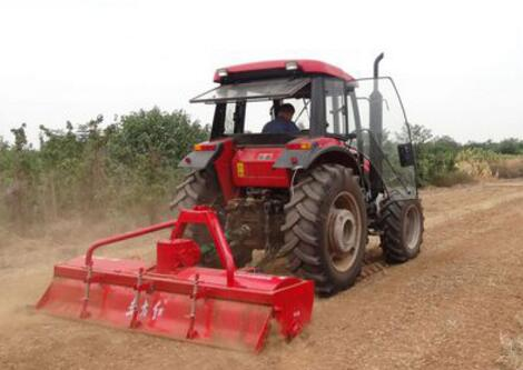 20-55HP Agricultural small tractor used garden rotavators