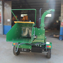 High quality Tractor mounted type and Selfpower type Wood shredder for sale
