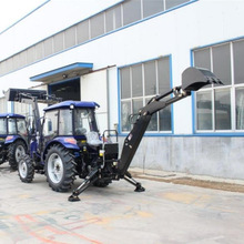 Hot selling LW-7 Backhoe with CE certificate for 55HP farm tractor