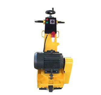 Widely used electric scarifier for concrete road
