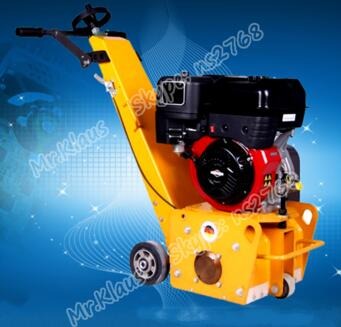 Efficient Gasoline Powered Concrete Scarifier