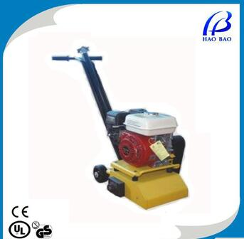 5.5HP MC8P Concrete Scarifier,Scarifying Cutter,Honda Gasoline Concrete Asphalt Scarifying Machine