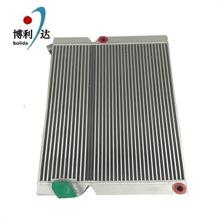 High efficiency altas copco compressor cooler