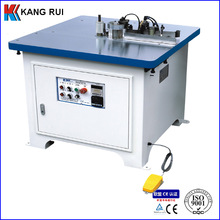 Portable wooden manual pvc edge banding machine