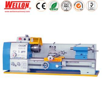 Precision and Powerful Bench Lathe Machine C6128