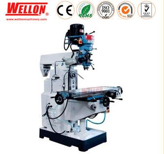Universal Turret Milling Machine/ Horizontal milling Machine XL6338 X6328