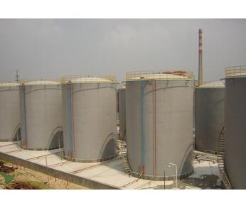 Massive Storage Tank built in overseas