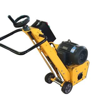 Hot sale electric motor concrete scarifier