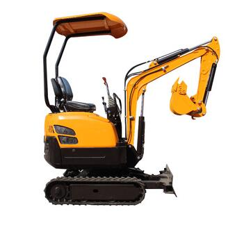 Hot sale 1.2t mini crawler excavator