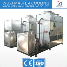 small closed cooling tower for smelting furnace closed water cooling tower