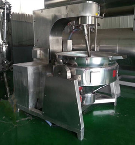 Jacketed Planetary Stirring Pot