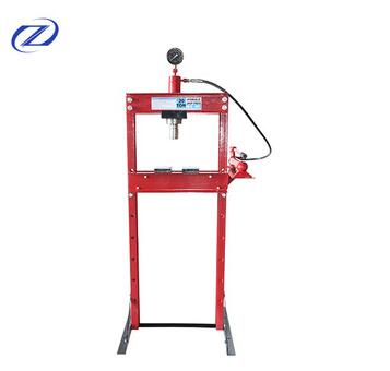 ZHL0404 Series 20ton Manual Hand Hydraulic Shop Press Machine