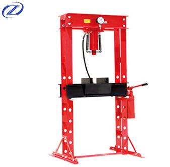 CE approved  120kg 30ton Hydraulic air movable Shop Press