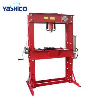 ST-P01202 Series  Maintenance High Quality 50T Air Shop Press