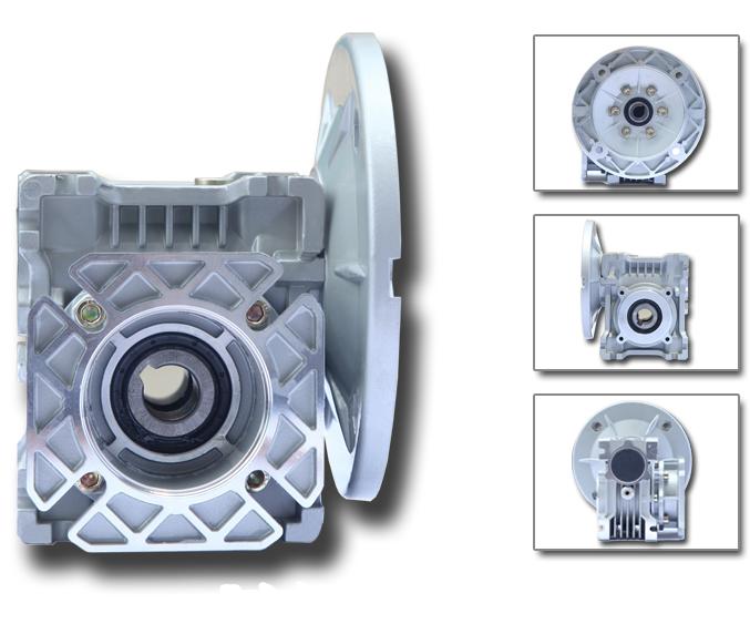 Aluminum cating small gear reducer motor