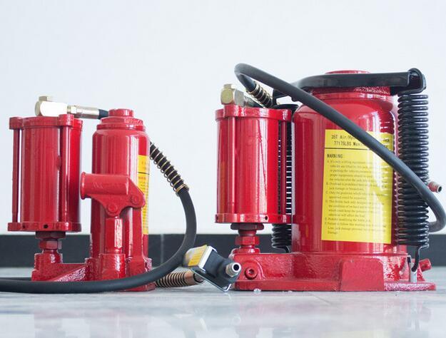 Yongte 11-20T CE Certification 50 ton air hydraulic bottle jack