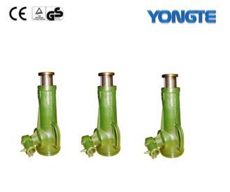 Yongte 32T Heavy Duty screw Bottle Jack with ANS/ASME2009