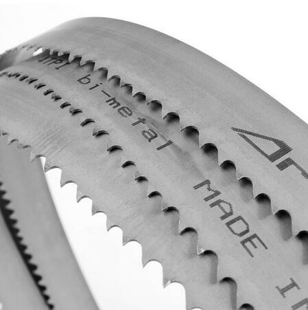 High Efficiency Bimetal Band Saw blade