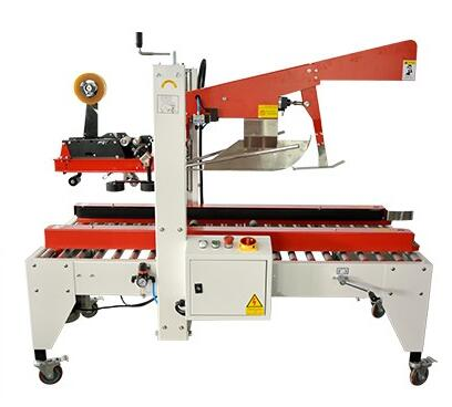 CHY-50PC N22 flap folding fold top and bottom carton sealing machine