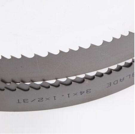 Band Saw Blade For Cutting Hard Alloy