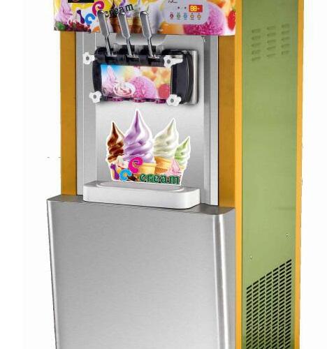 S026 Bravo Soft Serve Ice Cream Mix Machine Hot Sale