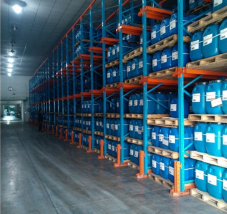 Cold warehouse storage high quality drive-in racking adjustable drive in racking with forklift