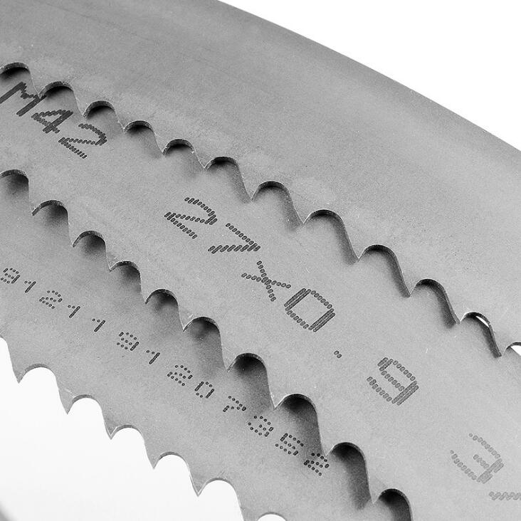 Hss Bi-Metal Band Saw Blade