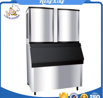 Hot sale Stainless steel Electric Ice Cube Maker Machine for Restaurant and bar