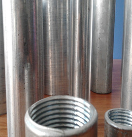 Hot dipped galvanized steel pipes and Tube
