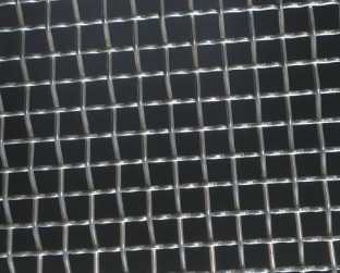 20 gauge steel wire mesh/ stainless steel crimped wire mesh